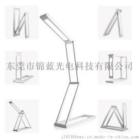 厂家直供四折金属变形金刚台灯