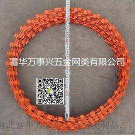 刀片刺绳实体生产厂家 不锈钢刺绳厂家