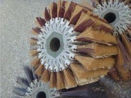 厂家供应毛刷辊/工业毛刷/海绵吸水辊/异型毛刷