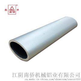 电泳砂白6063铝管