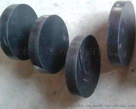 厂家定制各种规格隔震橡胶垫块 桥梁专用橡胶垫块