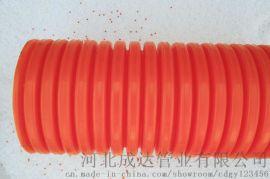 MPP波纹管,生产厂家成达,mpp单壁波纹管, mpp电力保护管
