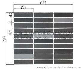 能益软瓷 福建福州建筑改造 柔性饰面砖生产厂家