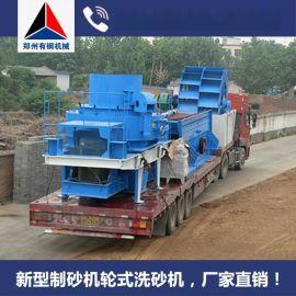 新型制砂生产线代替天然砂应用到建筑行业