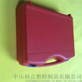 ky004 330*272*80mm廠家生產銷售增強型手提塑料包裝盒零件塑料盒pp工具盒五金工具箱