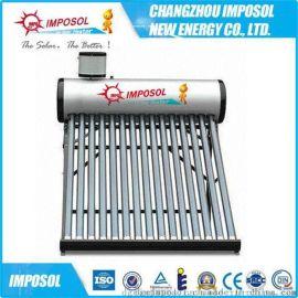 出口品质一体非承压智能控制电加热太阳能热水器SRCC认证