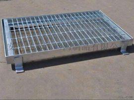盐城GM型井孔钢格板沟盖/GM型沟盖钢格板