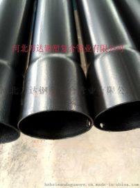电缆保护用聚乙烯涂层复合钢管