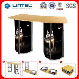 厂家直销广交会展示柜,折叠促销台,便携展示架