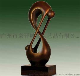 四川玻璃钢树脂GRP抽象雕塑摆设定做厂家