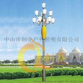 创亮户外照明 CL-12003不锈钢中华灯 LED景观灯 广场照明灯具