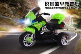 儿童电动车 电动四轮车 摩托车 汽车 带音乐 灯光