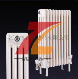 钢四柱散热器国标壁厚QFGZ409 泽臣