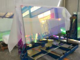 北京东方海华超白炫彩玻璃厂家