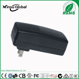 12.6V3A锂电池充电器 UL认证 12.6V3A航模锂电池充电器