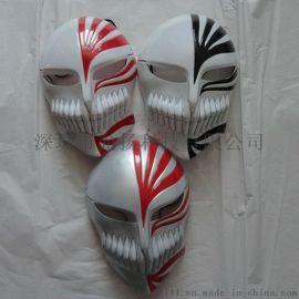 动漫PVC材质死神面具