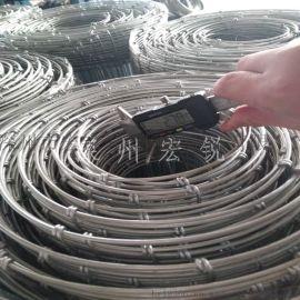供应内蒙古锡林郭勒专用7/1.1m/60cm/200镀锌铁丝牛栏网