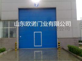 工業滑升門 電動提升門 工業廠房車間滑升門