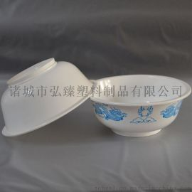 一次性面碗、方便面碗、环保乳白塑料碗、可封口碗
