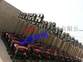 武汉厂家直销汽油发电式照明灯