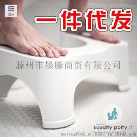 马桶垫脚凳 坐便凳子蹲坑脚凳 马桶蹲坑神器如厕小凳浴室凳