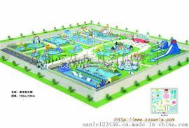 水上樂園,支架水池大型水上樂園項目3000