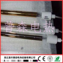 圆瓷头卤素石英加热管 卤素石英电热管