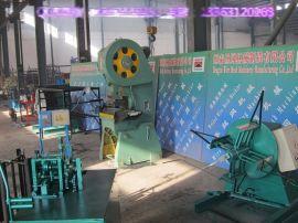 厂家直销 全自动刀片刺绳机器 冲压机 单股双股刺绳机 价格优惠