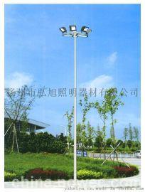 扬州弘旭照明专业制造高杆灯18米4火户外照明高杆灯