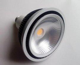 射燈 黑白系列 PAR38 18W  COB