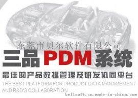 PDM系统数据管理范围和用户对象
