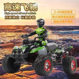 FY05遥控四驱车 1:10大型高速越野车沙漠车 竞技比赛车模型玩具车