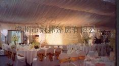销售10米跨度铝合金篷房