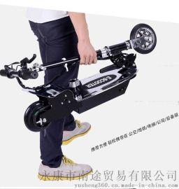 電動滑板車廠家直銷馭聖Y5_1迷你代步車成人兒童永康代駕車馭聖創新小金剛