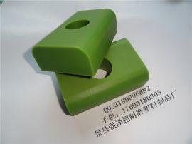 景县强泽供应高质量绿色耐磨尼龙垫块