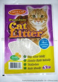 膨润土圆球无尘猫砂 cat litter