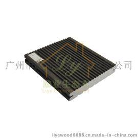廣州勵業生態木廠家供應PE木塑戶外實心地板系列