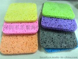 洗臉木漿棉