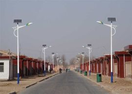 供应太阳能灯家用太阳能路灯6米太阳能路灯杆LED太阳能路灯