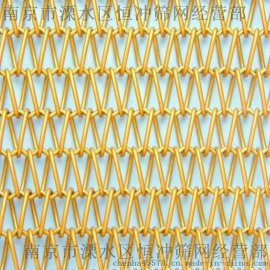 高品質編織裝飾網 高質量建築外牆 專用金屬幕牆網