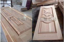 佛山水曲柳木皮烤漆门,橡木水曲柳工艺门,实木烤漆门厂家