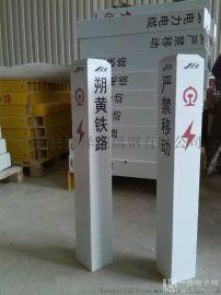 玻璃钢标志桩,电缆通信燃气电力标志桩