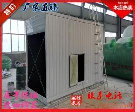 义诚信玻璃钢厂生产玻璃钢方形冷却塔