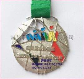 马拉松奖牌奖章运动会奖牌金属奖牌学校奖牌挂牌北京奖章定制厂家