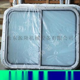 源隆供應鋁合金船門 定制船窗 船用水密門窗
