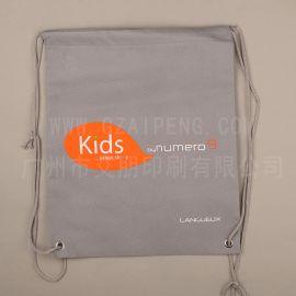 厂家定制 背包抽绳袋 创意广告束口袋 无纺布束口袋 尼龙束口袋