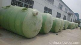 合肥玻璃钢化粪池玻璃钢缠绕化粪池生产厂家