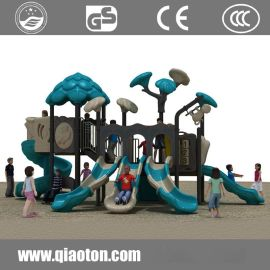 巧童QT613幼儿园公园小区户外大型滑滑梯