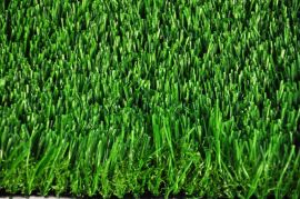翠绿色直加曲幼儿园人造草坪