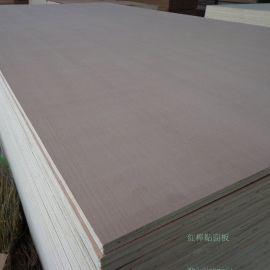 紅櫸木貼面密度板貼面多層板
